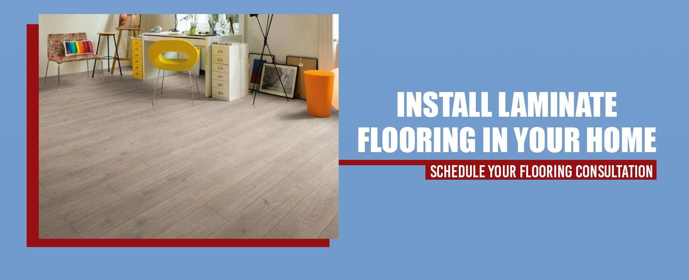 Schedule Flooring Consultation