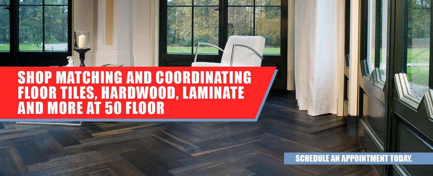 Shop Matching & Coordinating Flooring