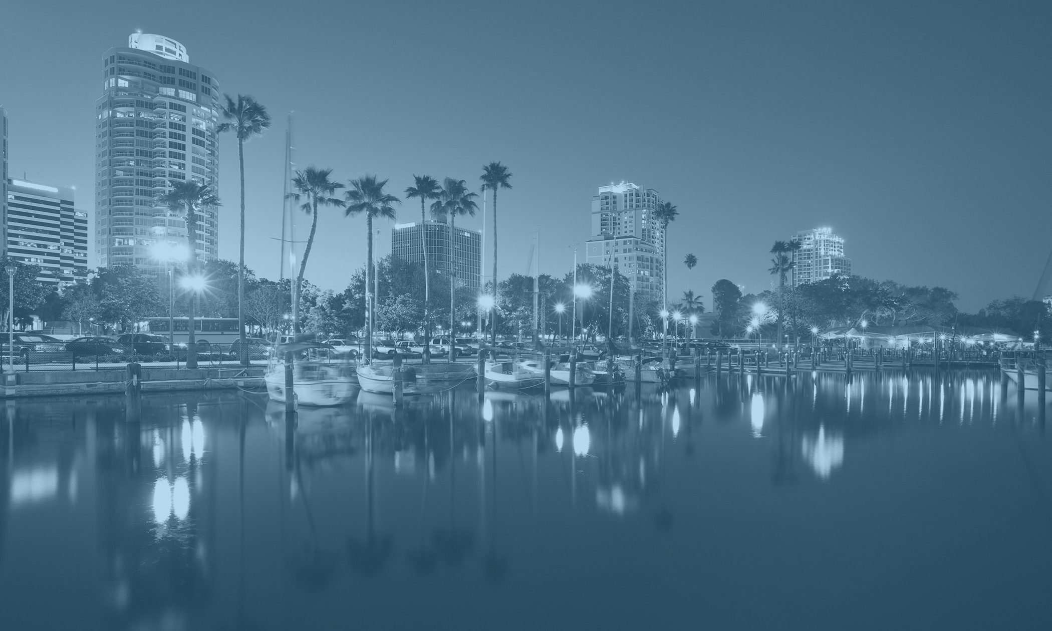 Tampa, Florida Cityscape