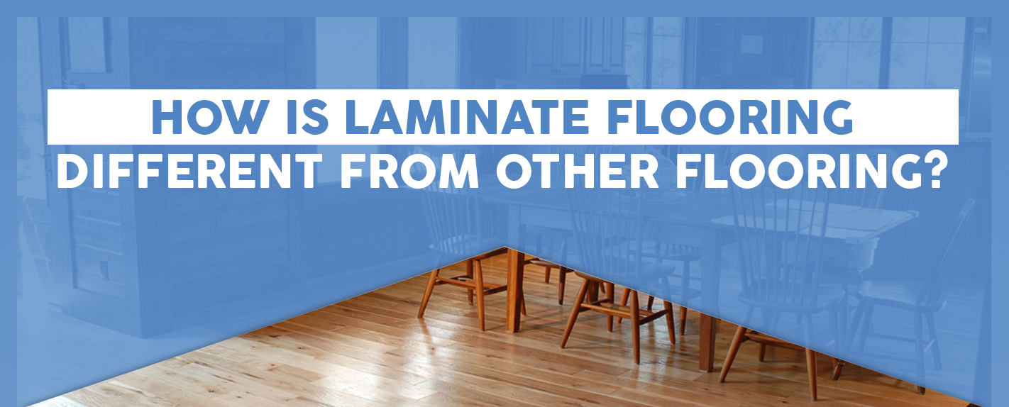 How is Laminate Florring Different from Other Flooring