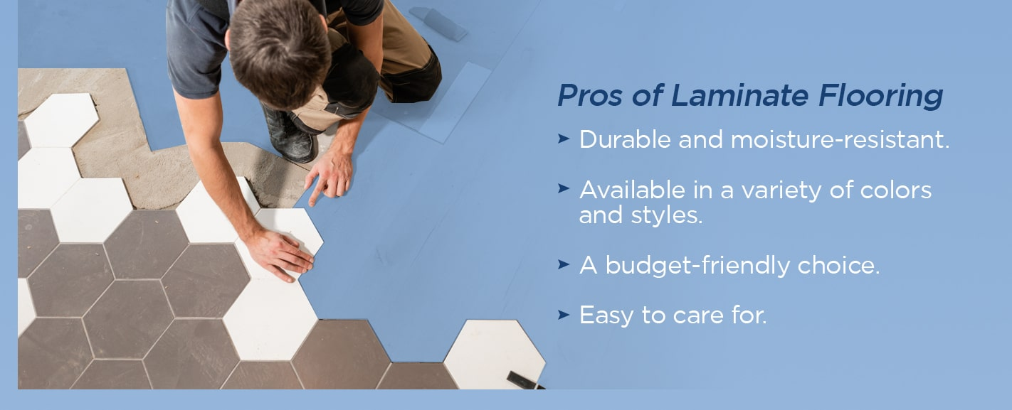 Pros of Laminate Flooring