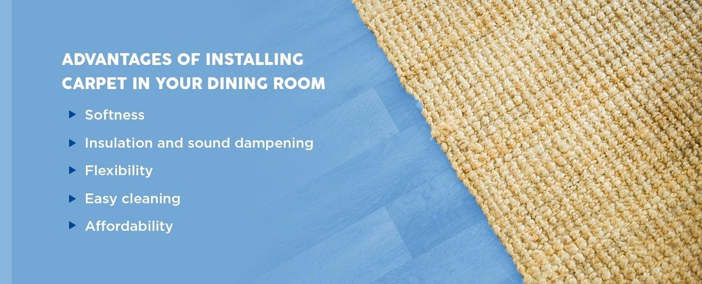 Carpet Advantages