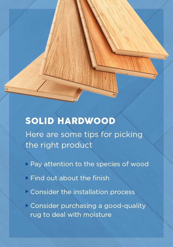 Tips for Picking Solid Hardwood