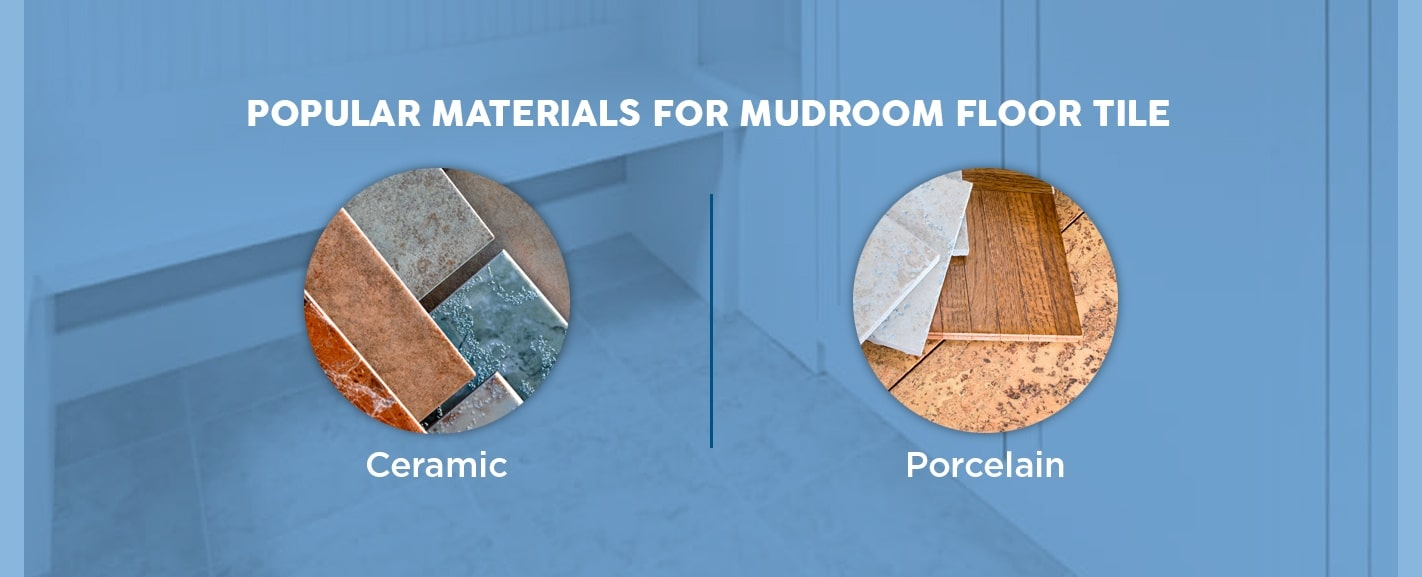 Popular Materials for Mudroom Floor Tile