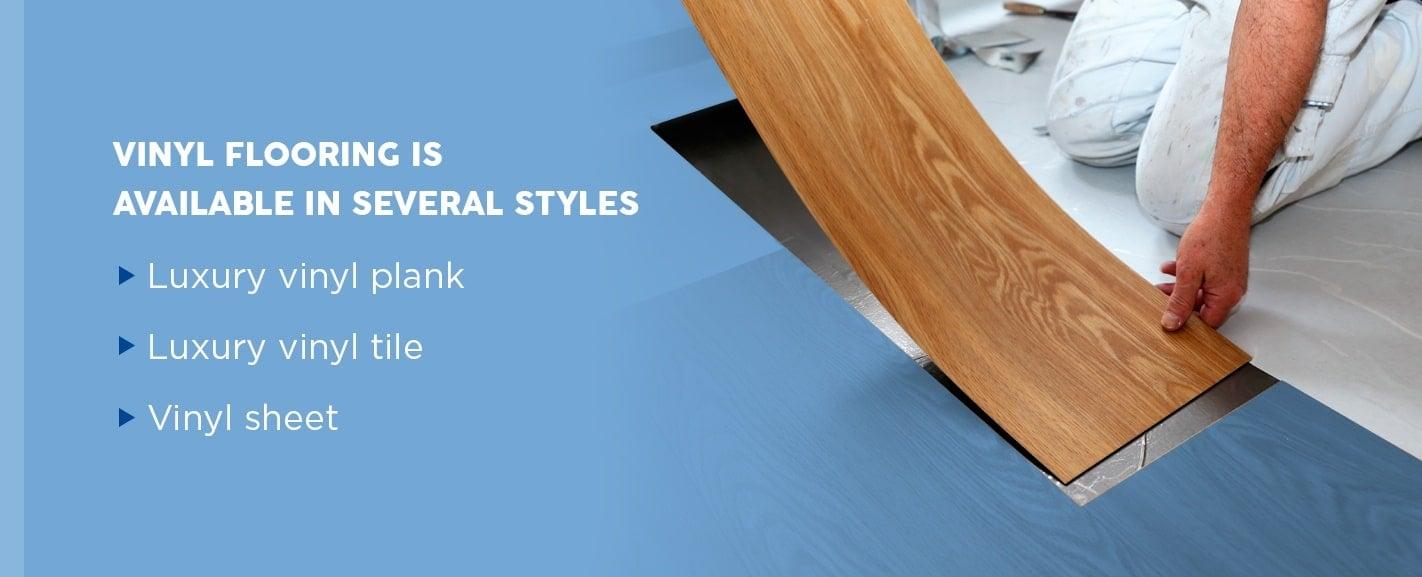 Vinyl Flooring Styles