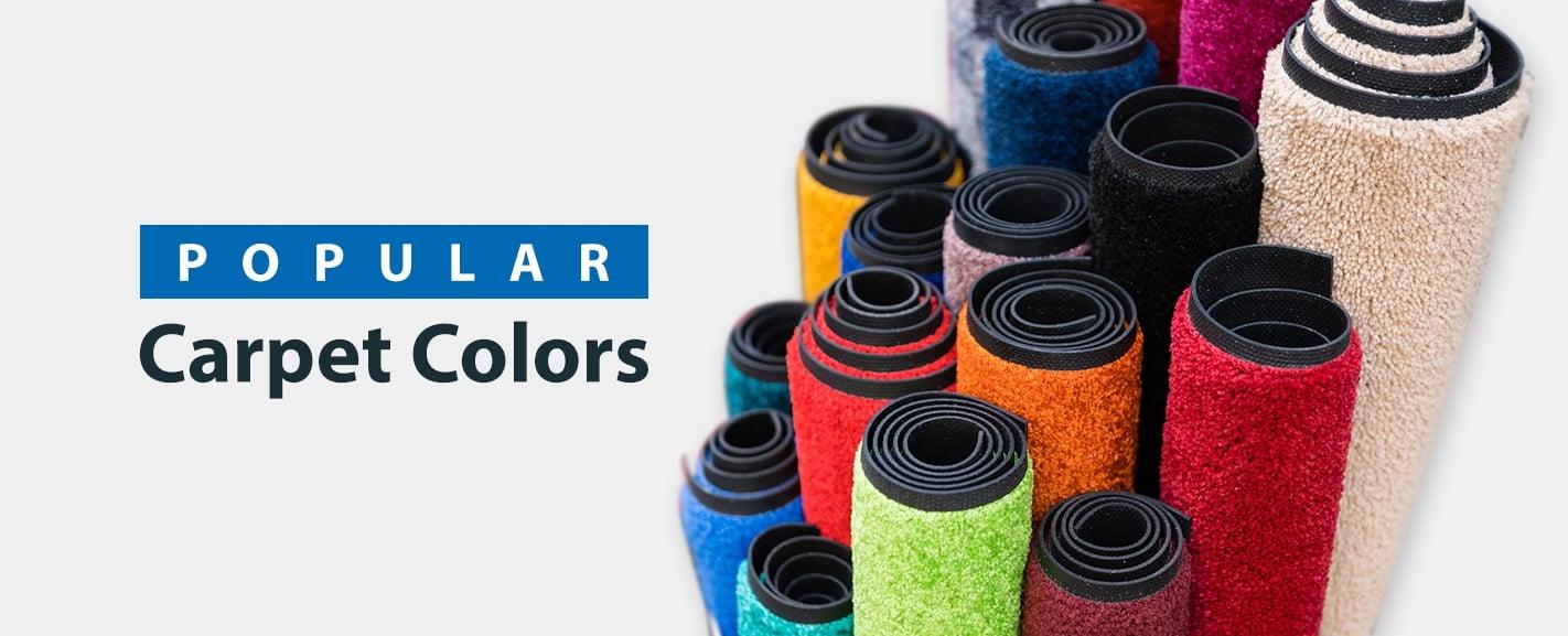 Popular Carpet Colors
