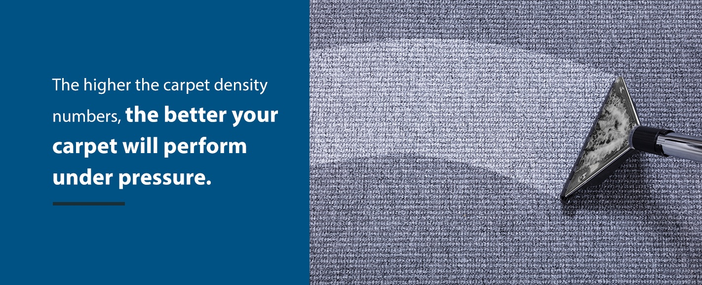 How to Calculate Carpet Density