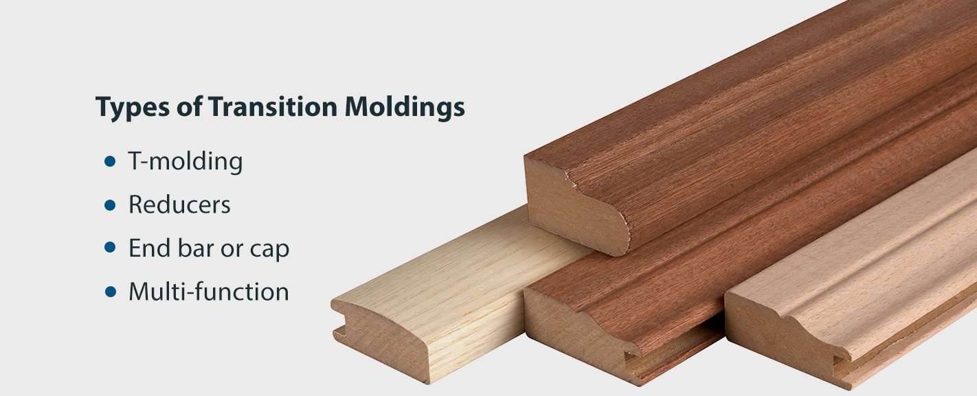 Types of Transition Moldings