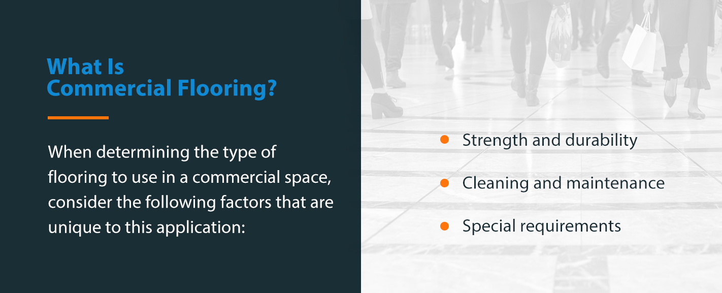 What is Commercial Flooring