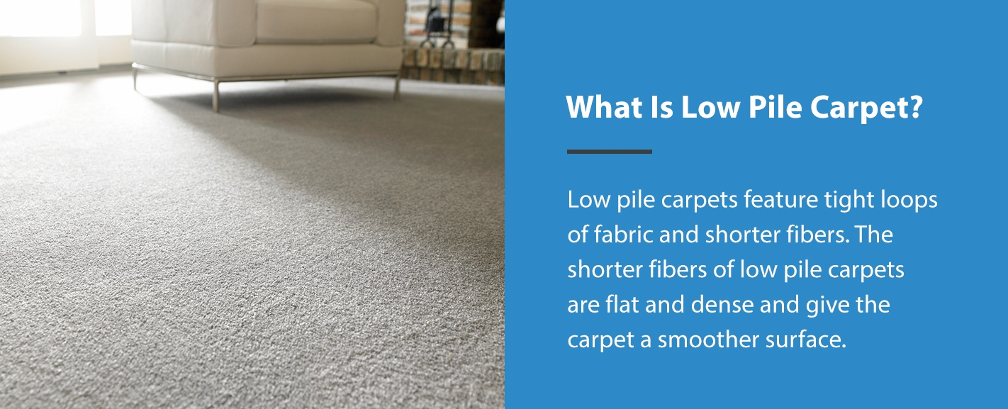 What is Low Pile Carpet
