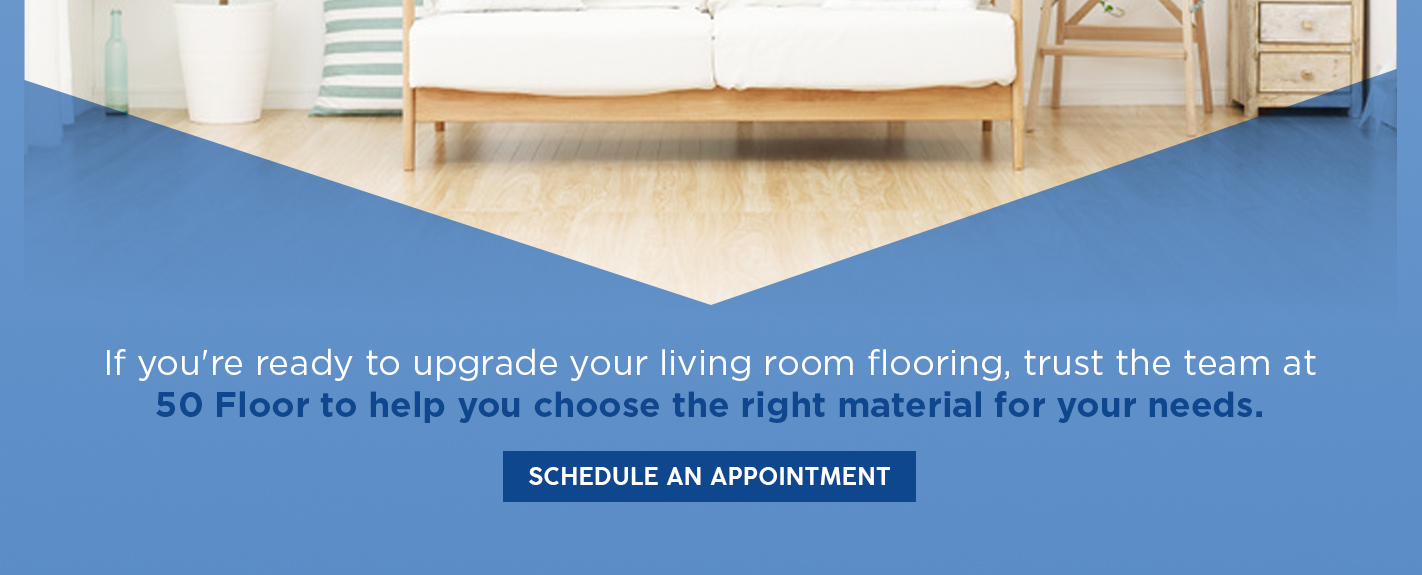 Upgrade Your Living Room Flooring