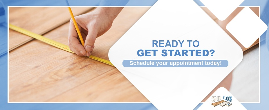 Get Started with Your Flooring Installation