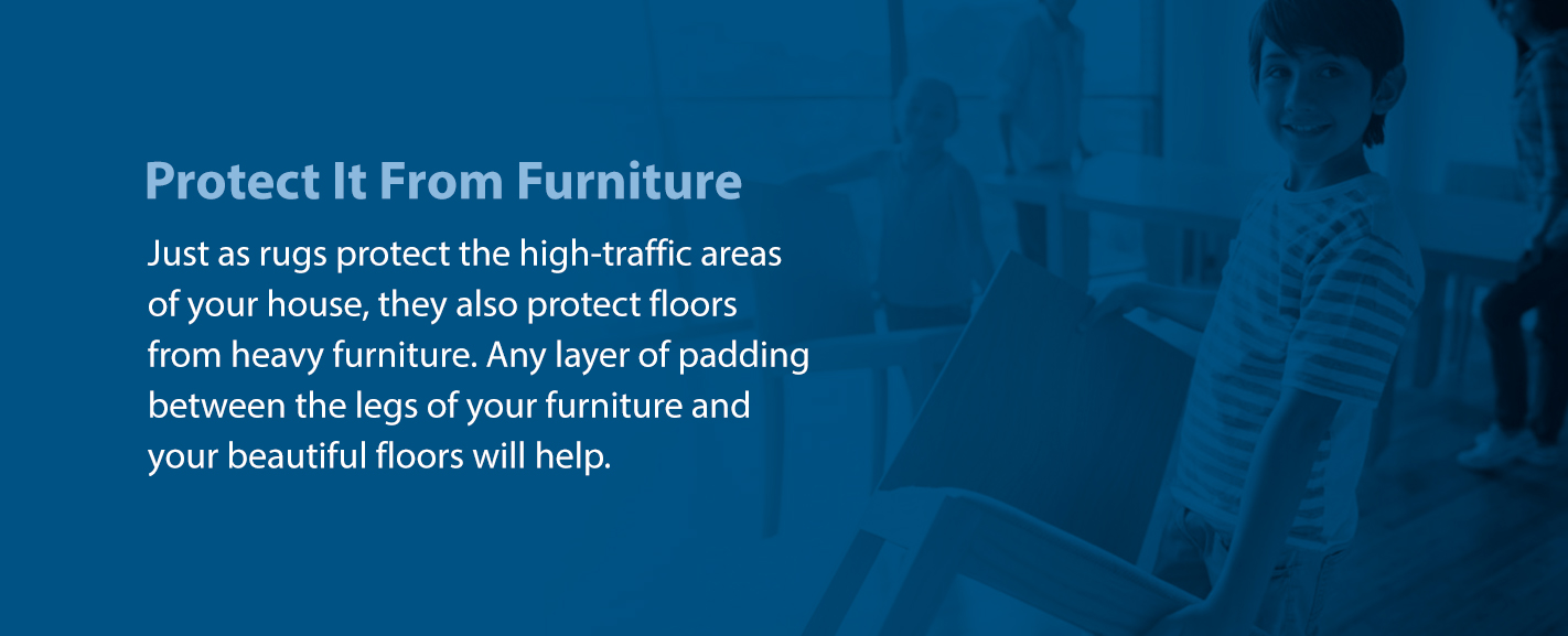 Protect Floors From Furniture
