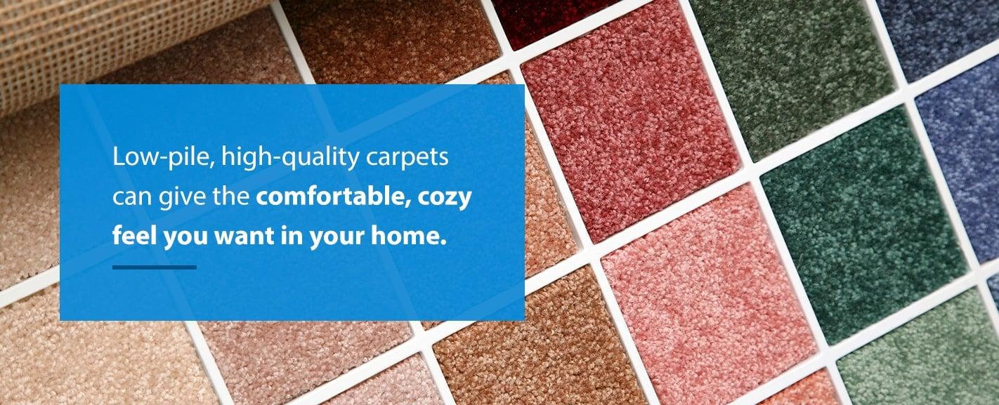 Low-Pile Carpeting
