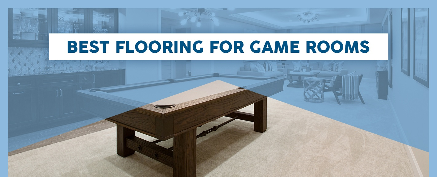 Best Flooring for Game Rooms