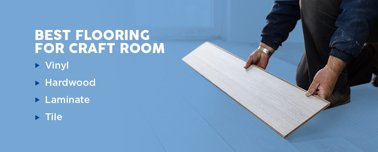 Best Flooring for Craft Room