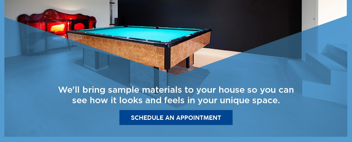 Schedule an Appointment to See Flooring Samples