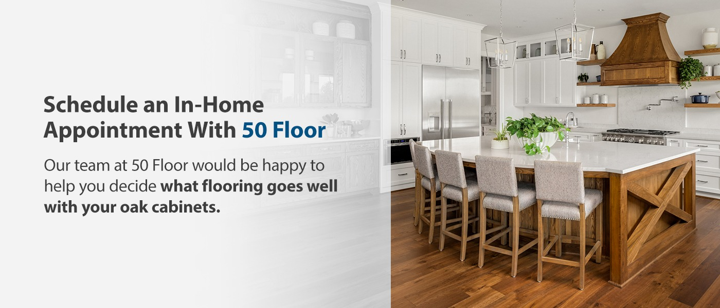 Schedule In-Home Appointment with 50 Floor
