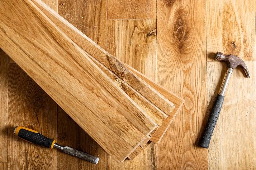 Hardwood Floor Boards