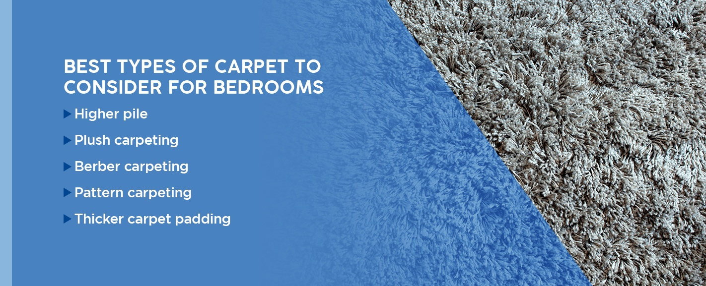 Best Types of Carpet to Consider for Bedroom