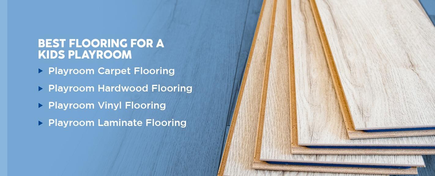 Best Flooring for a Kids Playroom
