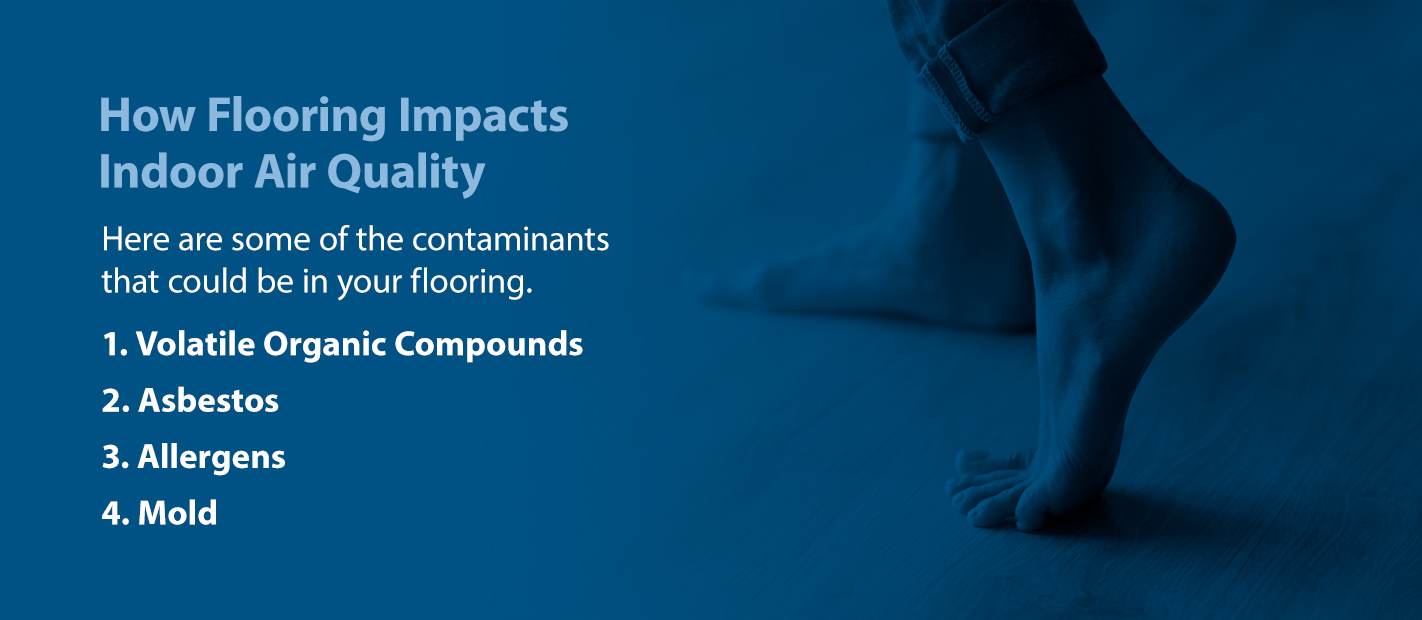 How Flooring Impacts Indoor Air Quality