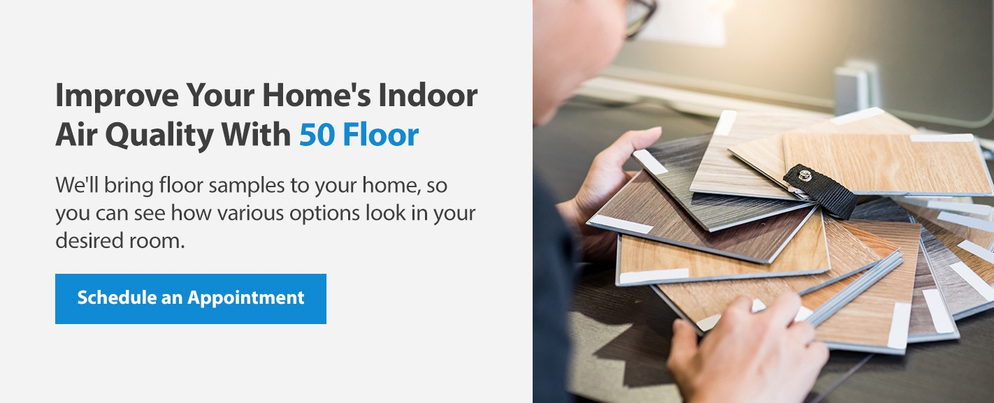 Improve Your Home's Indoor Air Quality with 50 Floor