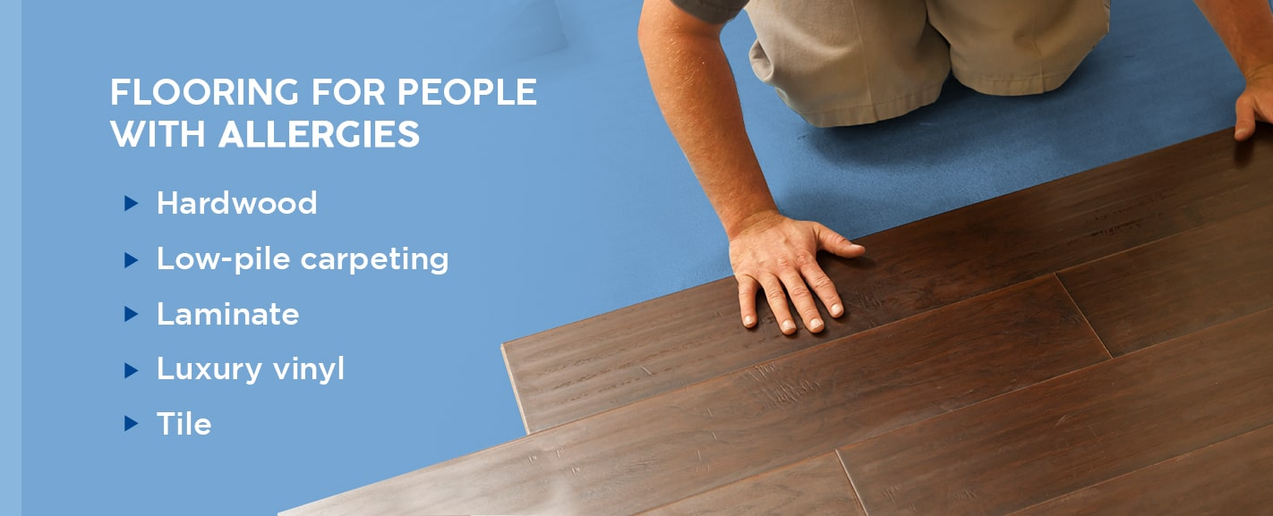 Flooring for People With Allergies