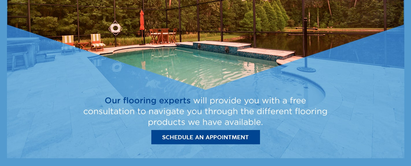 our flooring experts provide a free consultation