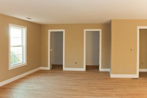 room with wooden floors